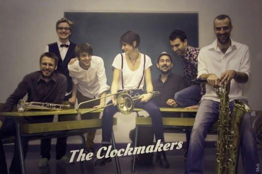 The Clockmakers - Membres du groupe